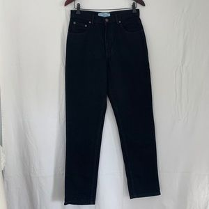 Vintage High Rise Mom Jeans - Size 8x28